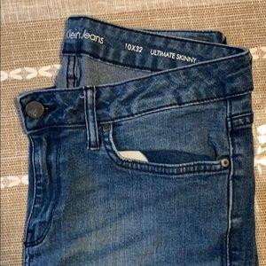 Calvin Klein Jeans 10X32 Ultimate Skinny